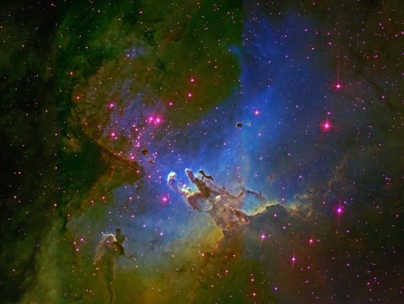 Los colores del Universo
