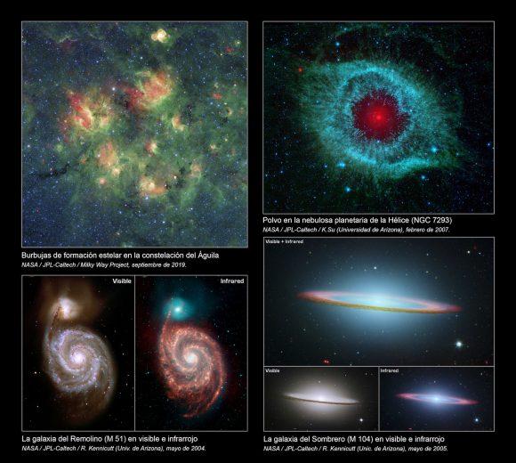 Zoco de Astronomía: Adiós a Spitzer
