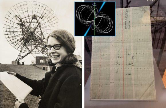 Zoco de Astronomía: La astrofísica Jocelyn Bell
